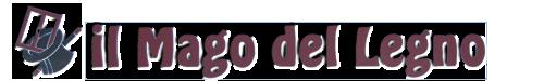Il Mago Del Legno Logo